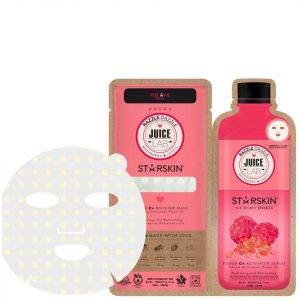 Starskin Juicelab® Razzle Dazzle Power C+ Booster Face Mask