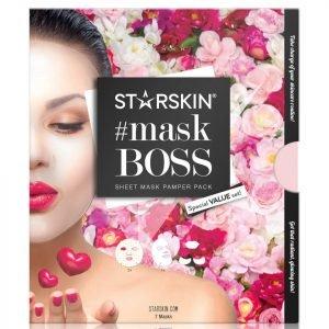 Starskin #Maskboss Pamper Me Sheet Mask Pack