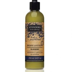 Stenders Body Lotion Blueberry Vartalovoide 250 ml