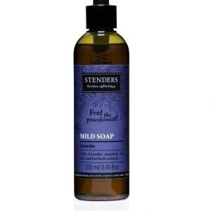 Stenders Liquid Lavender Soap Nestesaippua 250 ml