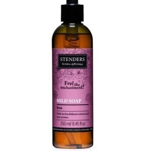 Stenders Liquid Rose Soap Nestesaippua 250 ml