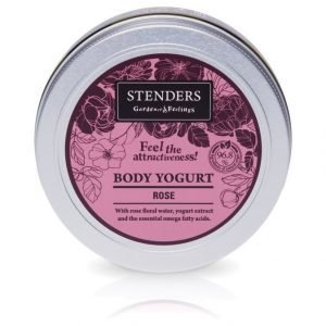 Stenders Rose Body Yogurt Vartalovoide 220 ml
