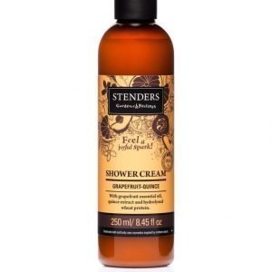 Stenders Shower Cream Grapefruit Quince Suihkuvoide 250 ml