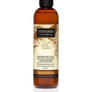 Stenders Shower Gel Linden Blossom Suihkugeeli 250 ml
