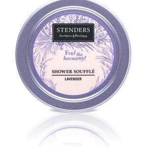 Stenders Shower Soufflé Lavender Suihkuvaahto 110 g