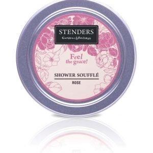 Stenders Shower Soufflé Rose Suihkuvaahto 110 g