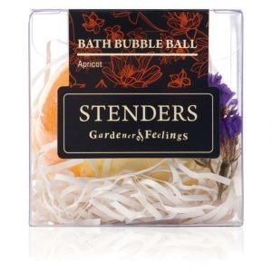 Stenders Sis Bubble Ball Bath Apricot Kylpyvaahtopallo 110 g