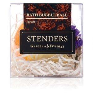 Stenders Sis Bubble Ball Bath Apricot Kylpyvaahtopallo 110 g
