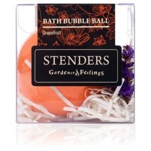 Stenders Sis Bubble Ball Bath Grapefruit Kylpyvaahtopallo 110 g