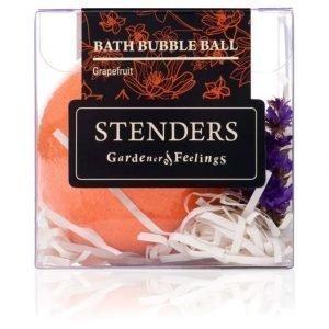 Stenders Sis Bubble Ball Bath Grapefruit Kylpyvaahtopallo 110 g