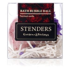 Stenders Sis Bubble Ball Bath Patchouli Vanilla Kylpyvaahtopallo 110 g