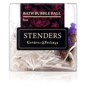 Stenders Sis Bubble Ball Bath Rose Kylpyvaahtopallo 110 g