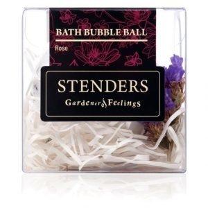 Stenders Sis Bubble Ball Bath Rose Kylpyvaahtopallo 110 g