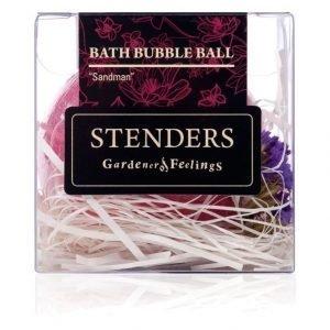Stenders Sis Bubble Ball Bath Sleepy Mouse Lavender Kylpyvaahtopallo 110 g