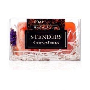 Stenders Sis Soap Grapefruit Quince Cream Palasaippua 100 g