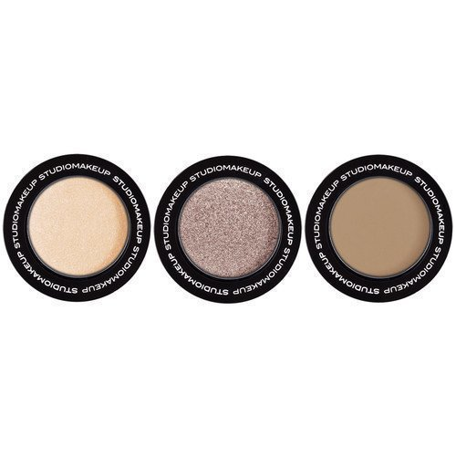 Studiomakeup Soft Blend Eye Shadow Shimmering Cocoa