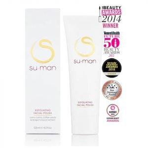 Su-Man Exfoliating Facial Polish 125 Ml