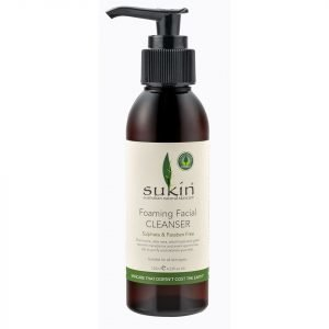 Sukin Foaming Facial Cleanser 125 Ml