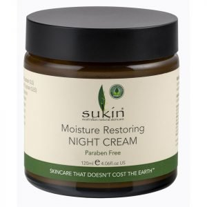 Sukin Moisture Restoring Night Cream 120 Ml