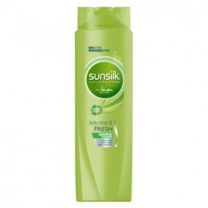 Sunsilk Lively Clean & Fresh Shampoo 250 Ml