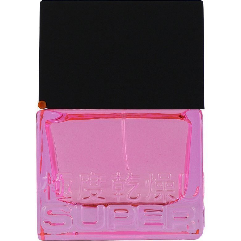 Superdry Neon Pink EdT EdT 40ml