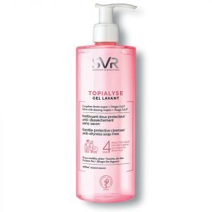 Svr Topialyse All-Over Gentle Wash-Off Cleanser - 400 Ml