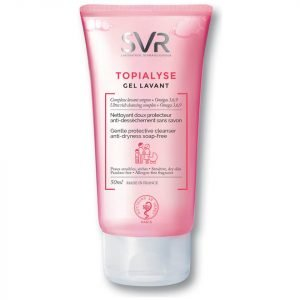 Svr Topialyse All-Over Gentle Wash-Off Cleanser -  50 Ml