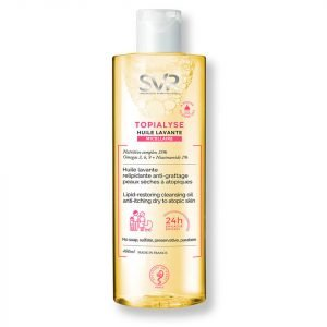 Svr Topialyse Emulsifying Wash-Off Micellar Cleansing Oil 400 Ml