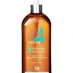 System 4 1 Climbazole Shampoo500 ml