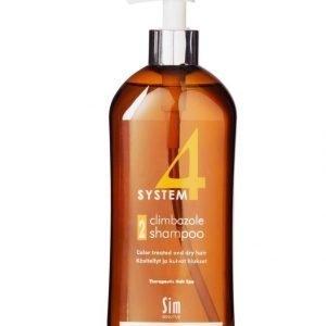 System 4 2 Climbazole Shampoo500 ml