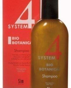 System 4 Bio Botanical Shampoo 215 ml