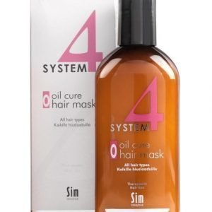 System 4 Oil Cure Hiuspohjahoito 215 ml