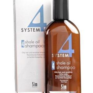 System 4 Shampoo 4 215 ml