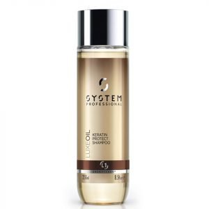 System Professional Luxeoil Keratin Protect Shampoo 250 Ml