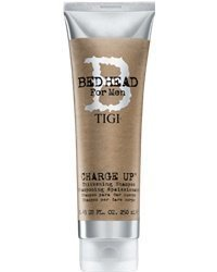 TIGI B For Men Charge Up Thickening Shampoo 250ml