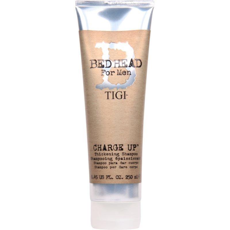 TIGI Bed Head B For Men Charge Up Thickening Shampoo 250ml