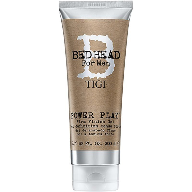 TIGI Bed Head B For Men Power Play Firm Finish Gel 200ml