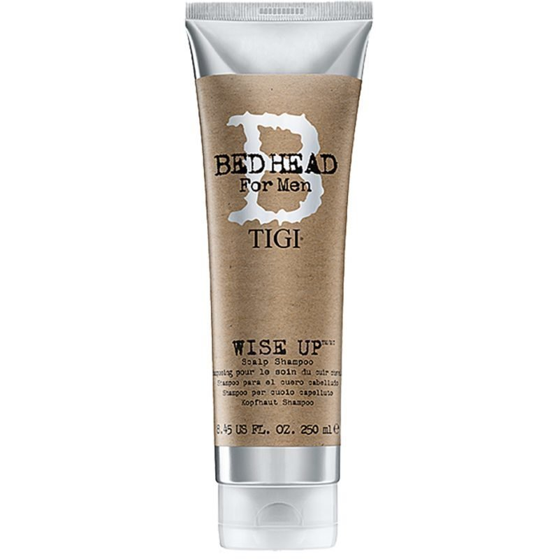 TIGI Bed Head B For Men Wise Up Scalp Shampoo 250ml