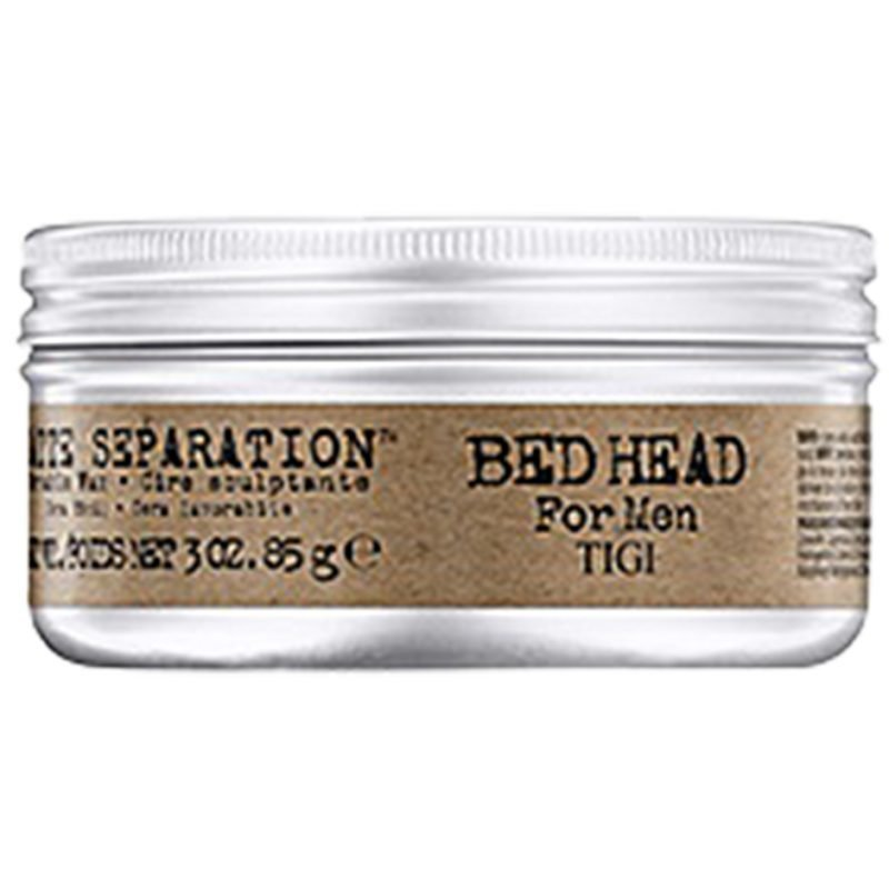 TIGI Bed Head B for Men Matte Separation Workable Wax 85g
