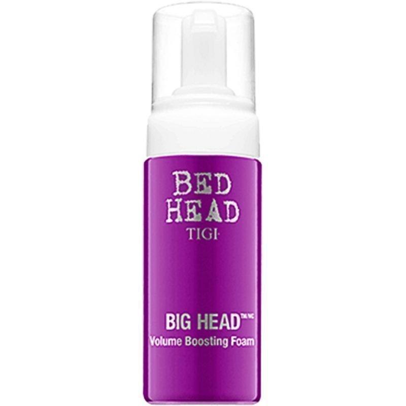 TIGI Bed Head Big Head Volume Boosting Foamer 125ml