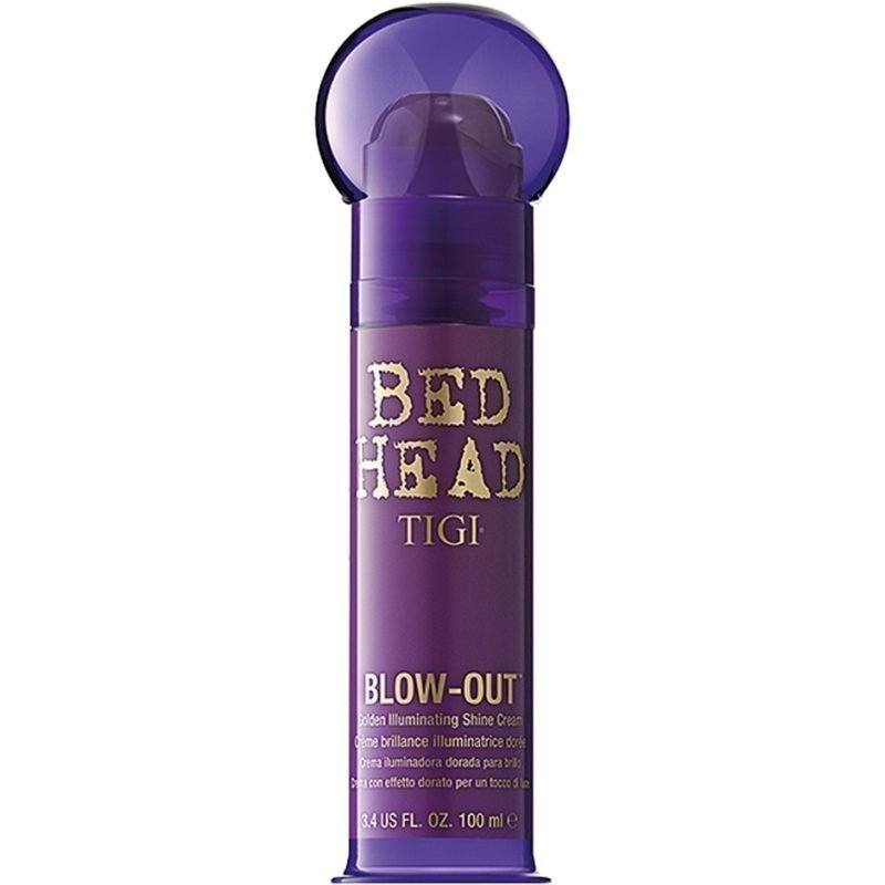 TIGI Bed Head Blow-Out Golden Illuminating Shine Cream 100ml