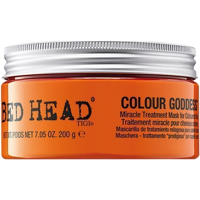 TIGI Bed Head Colour Goddess Miracle Treatment Masque 200ml