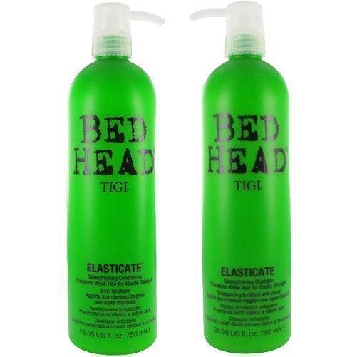 TIGI Bed Head Elisticate Duo Shampoo 750ml Conditioner 750ml