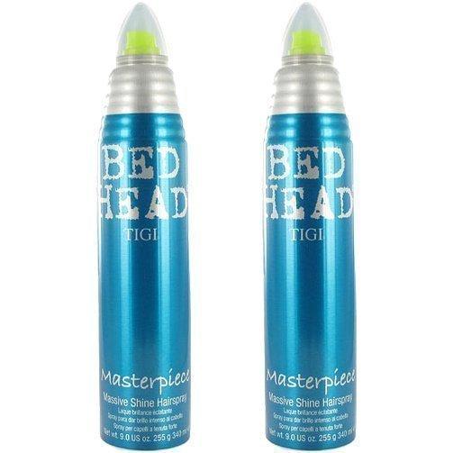 TIGI Bed Head Masterpiece Duo 2 x Hairspray 340ml