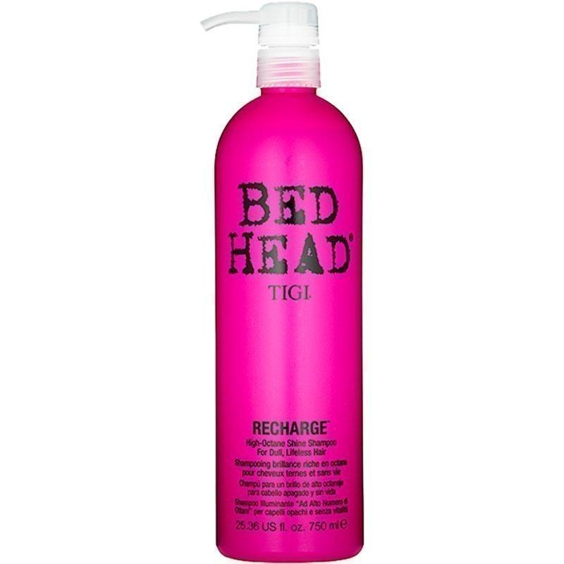TIGI Bed Head Recharge  High Octane Shine Shampoo 750ml
