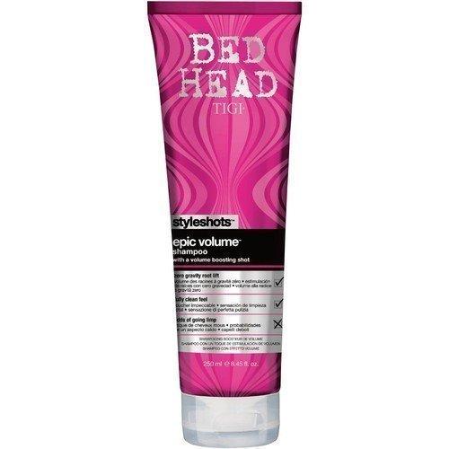 TIGI Bed Head Style Shots Epic Volume Shampoo