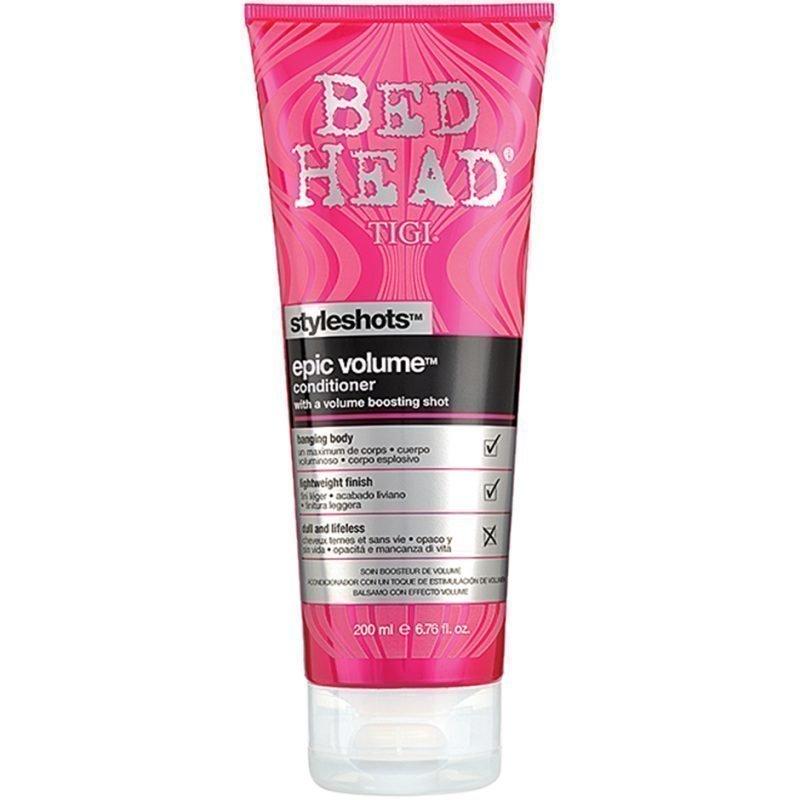 TIGI Bed Head Styleshots Epic Volume Conditioner 200ml