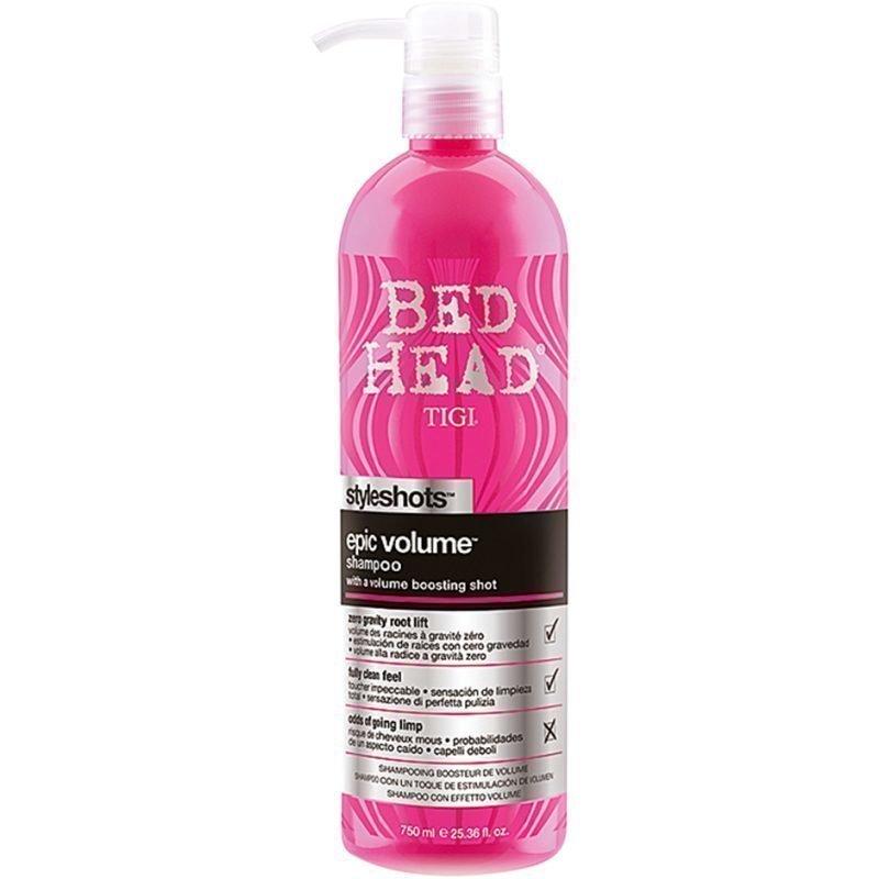 TIGI Bed Head Styleshots Epic Volume Shampoo 750ml