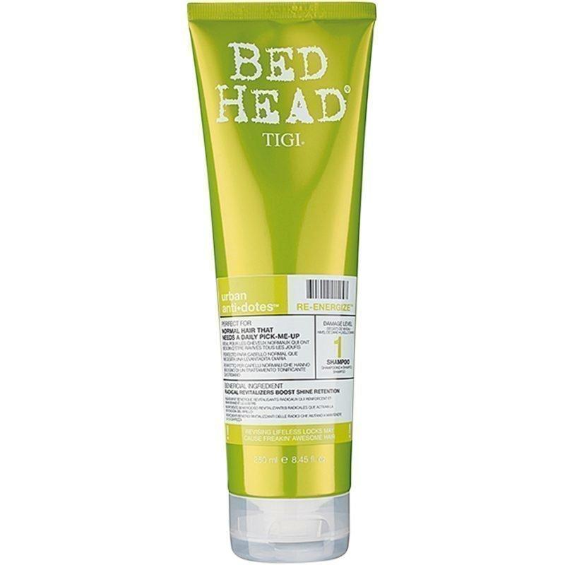 TIGI Bed Head Urban Re-Energize 1 Shampoo 250ml