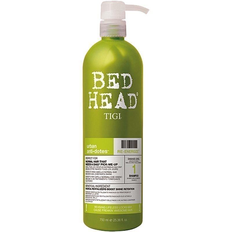 TIGI Bed Head Urban Re-Energize 1 Shampoo 750ml